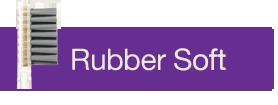 Utbytbara borsthuvud 4-pack - Rubber - Soft